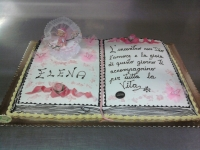 Torta per Cresima 2