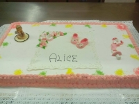 torta cerimonia - battesimo