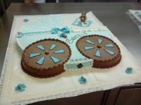 torta per cerimonia - battesimo