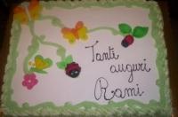 torta di compleanno -