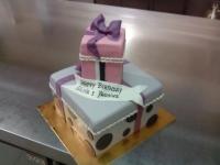 torta regalo