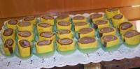 rolle-cioccolato senza glutine