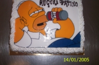Festa del papà: Homer-e-la-birra