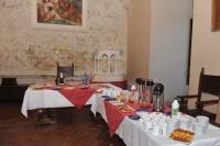 Rinfresco al castello di Montechiarugolo