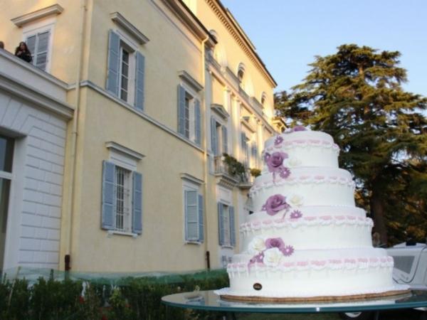 foto torta matrimonio